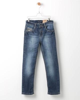 Jeans Losan modré klasický střih