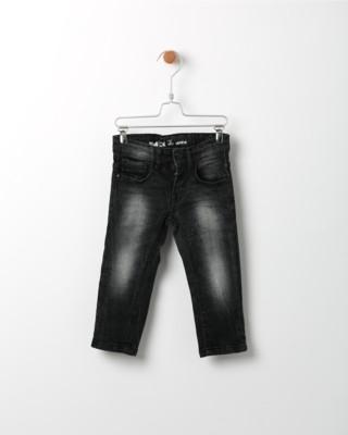 Jeans Losan černé Klasik