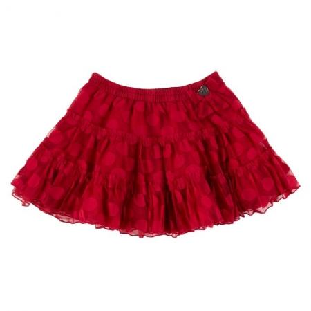 Sukně Bóboli červená