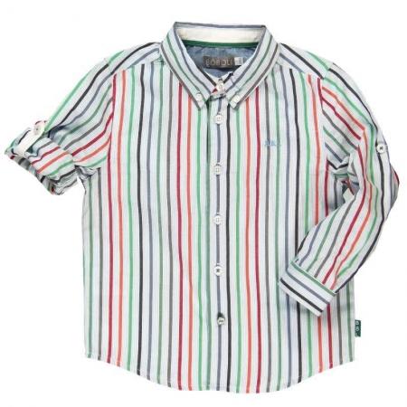Košile s dlouhým rukávem Bóboli pruhovaná