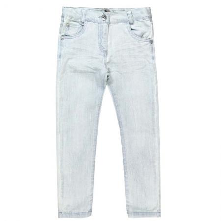 Jeans Bóboli strečové Bleac