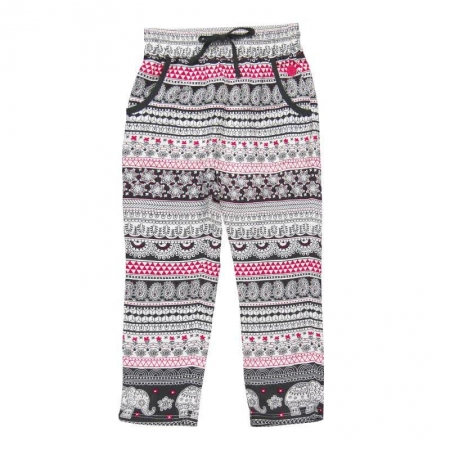 Kalhoty letní Bóboli Jumbo