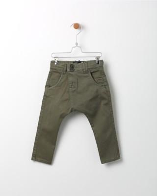 Kalhoty Losan zelené Big